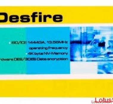 Desfire 4K/8K 卡片/电子标签