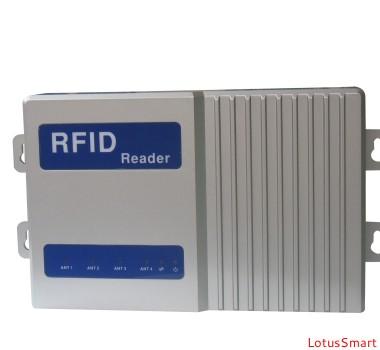 四通道读写器 UHF频段读写器 915M超高频RFID读写器